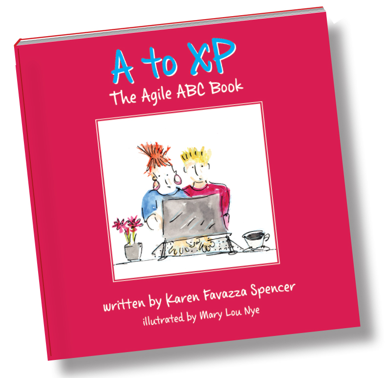 Agile Kindergarten front cover